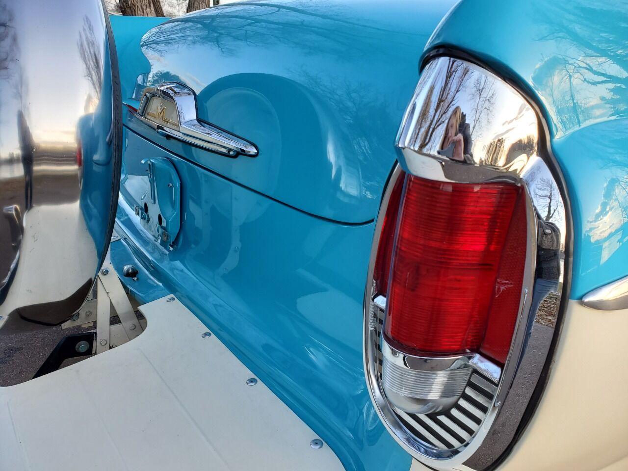 1956 Mercury Custom 30