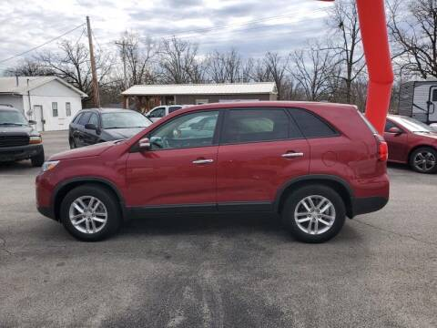 2015 Kia Sorento for sale at Aaron's Auto Sales in Poplar Bluff MO