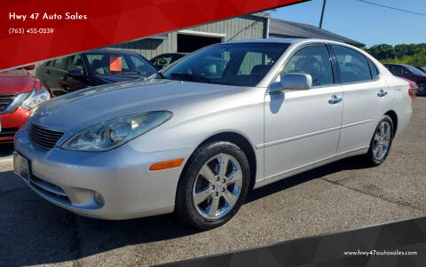 2005 Lexus ES 330 for sale at Hwy 47 Auto Sales in Saint Francis MN