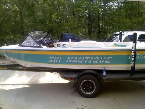 1992 Correct Craft Ski Nautique for sale at LINDER'S AUTO SALES in Gastonia NC