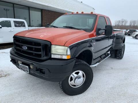 2003 Ford F-350 Super Duty for sale at Auto Mall of Springfield in Springfield IL