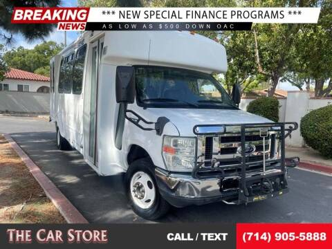 2010 Ford E-Series Chassis for sale at The Car Store in Santa Ana CA