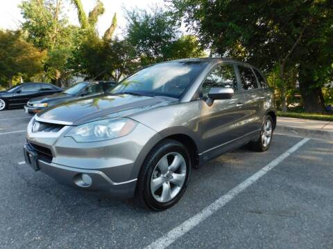 2008 Acura RDX for sale at AMERICAR INC in Laurel MD