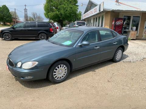 2007 Buick LaCrosse for sale at GREENFIELD AUTO SALES in Greenfield IA