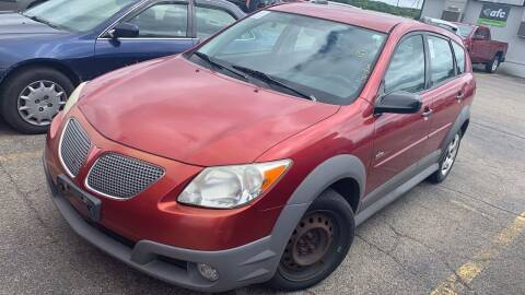 2006 Pontiac Vibe for sale at Trocci's Auto Sales in West Pittsburg PA