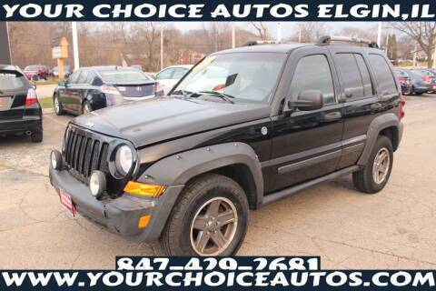 2006 Jeep Liberty for sale at Your Choice Autos - Elgin in Elgin IL