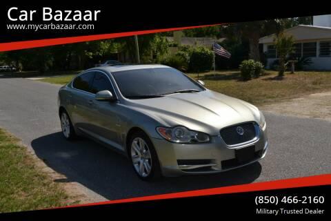 2010 Jaguar XF for sale at Car Bazaar in Pensacola FL