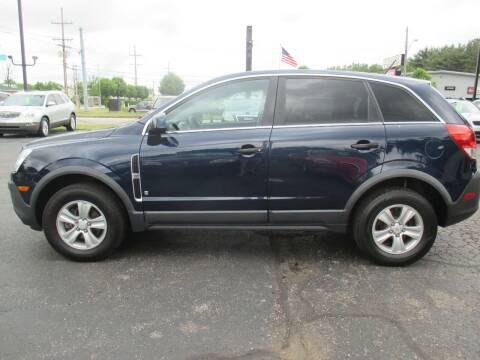 2009 Saturn Vue for sale at Home Street Auto Sales in Mishawaka IN