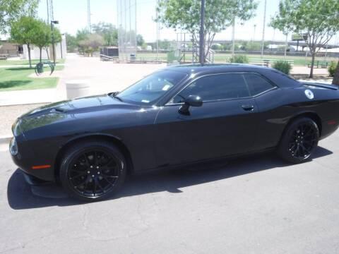 2018 Dodge Challenger for sale at J & E Auto Sales in Phoenix AZ