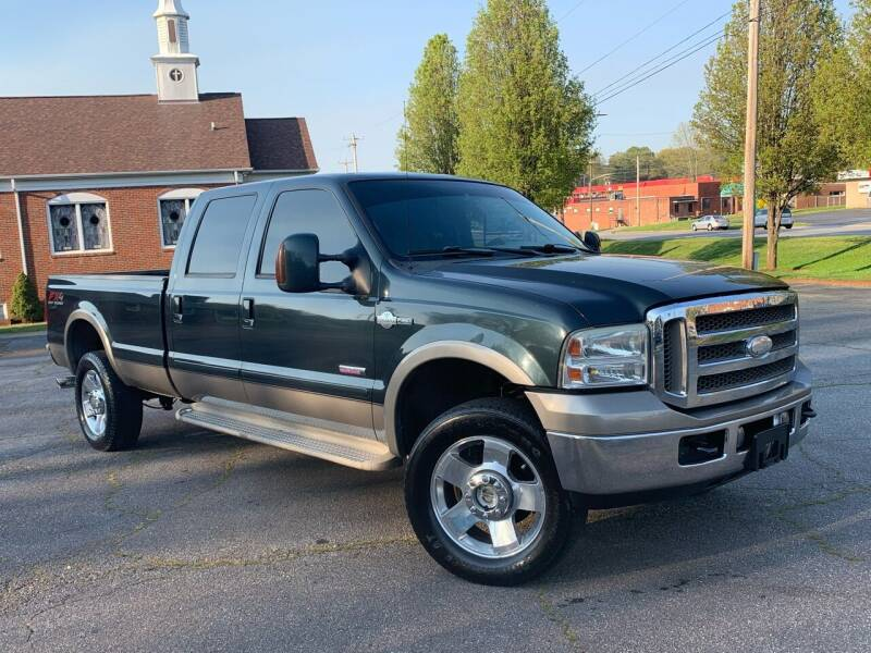 2007 Ford F-350 Super Duty for sale at Mike's Wholesale Cars in Newton NC