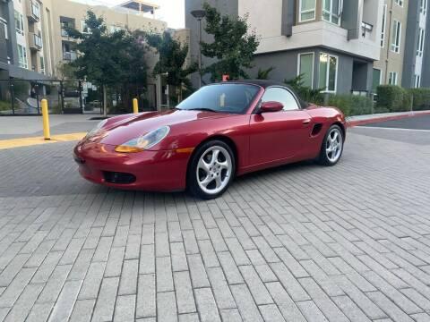 2001 Porsche Boxster for sale at Ronnie Motors LLC in San Jose CA