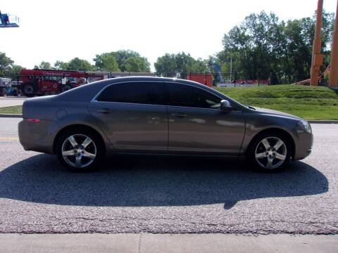 2011 Chevrolet Malibu for sale at Government Fleet Sales in Kansas City MO