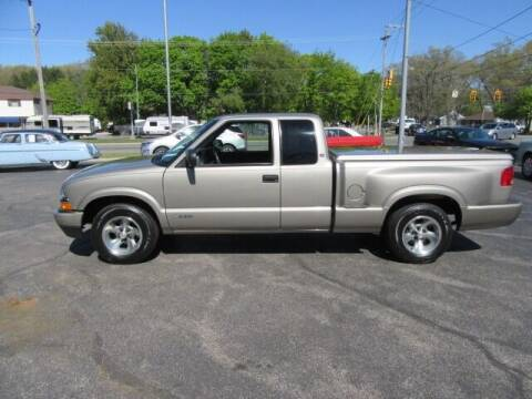 2003 Chevrolet S-10 for sale at Bill Smith Used Cars in Muskegon MI