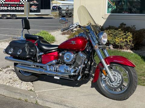 2006 Yamaha V-Star 650 classic for sale at Harper Motorsports-Powersports in Post Falls ID