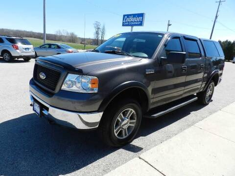 2006 Ford F-150 for sale at Leitheiser Car Company in West Bend WI