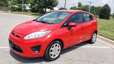 2012 Ford Fiesta for sale at Nationwide Auto in Merriam KS