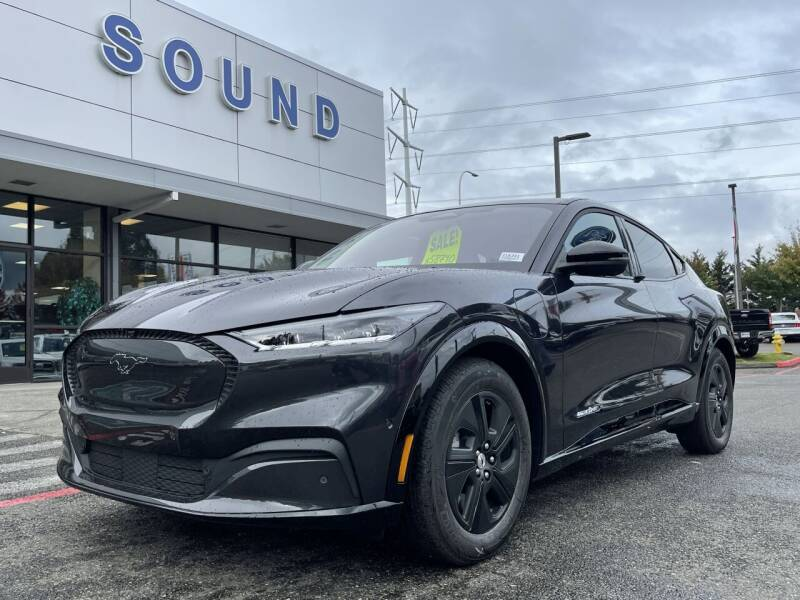 2021 Ford Mustang Mach-E for sale in Renton, WA