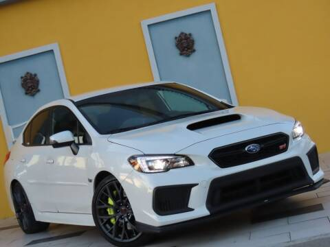 2018 Subaru WRX for sale at Paradise Motor Sports LLC in Lexington KY