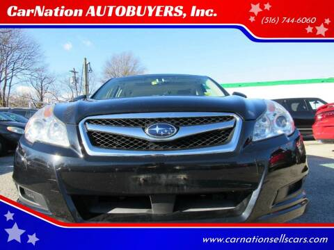 2011 Subaru Legacy for sale at CarNation AUTOBUYERS Inc. in Rockville Centre NY