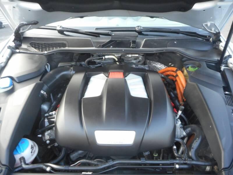 2012 Porsche Cayenne AWD S Hybrid 4dr SUV - Roseville CA