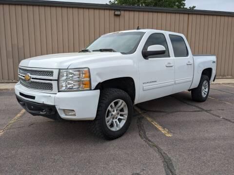 2012 Chevrolet Silverado 1500 for sale at Tucson Motors in Sioux Falls SD