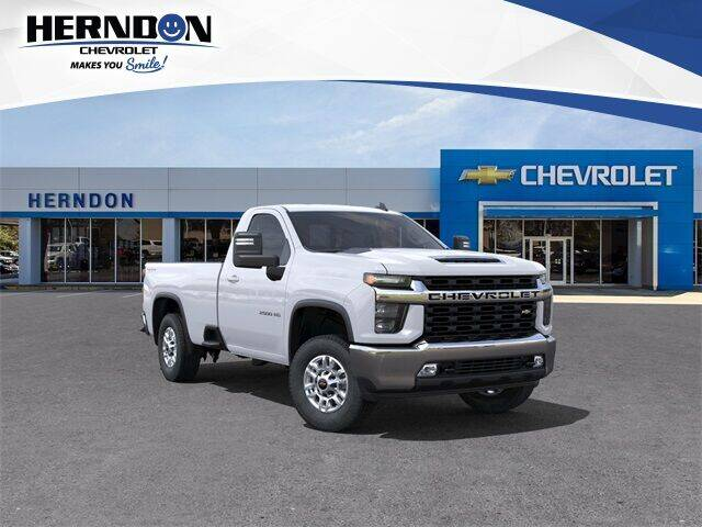 2022 Chevrolet Silverado 2500HD for sale at Herndon Chevrolet in Lexington SC