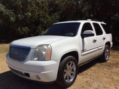 2008 GMC Yukon for sale at Allen Motor Co in Dallas TX