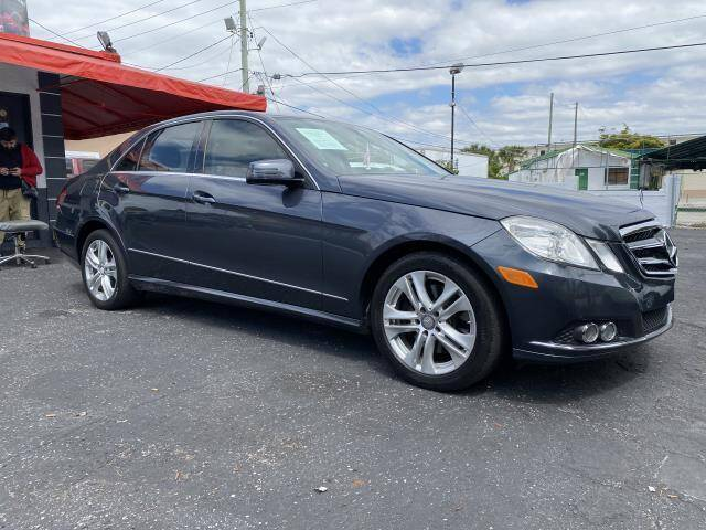 2011 Mercedes-Benz E-Class for sale at Mike Auto Sales in West Palm Beach FL