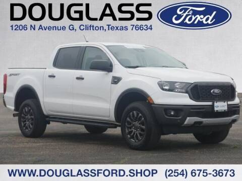 2019 Ford Ranger for sale at Douglass Automotive Group - Douglas Ford in Clifton TX