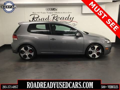 2012 Volkswagen GTI for sale at Road Ready Used Cars in Ansonia CT