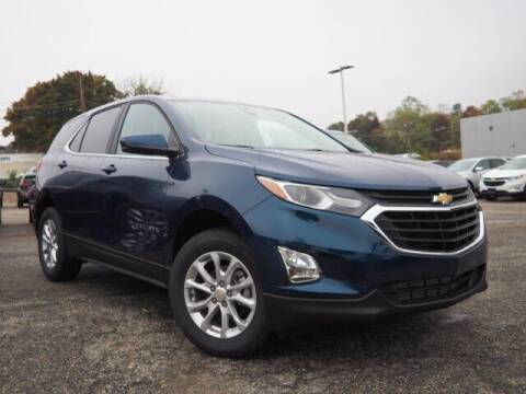 2021 Chevrolet Equinox for sale at Mirak Hyundai in Arlington MA