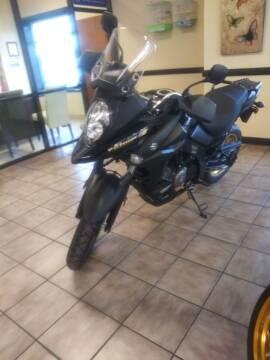 2020 Suzuki V-Strom 650XT for sale at Suzuki of Tulsa in Tulsa OK