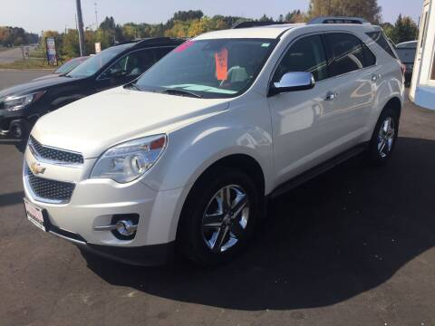2015 Chevrolet Equinox for sale at Flambeau Auto Expo in Ladysmith WI