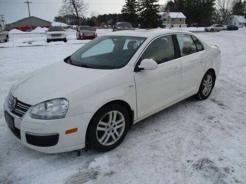 2007 Volkswagen Jetta for sale at D & T AUTO INC in Columbus MN