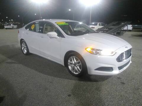 2013 Ford Fusion for sale at Kelly & Kelly Supermarket of Cars in Fayetteville NC