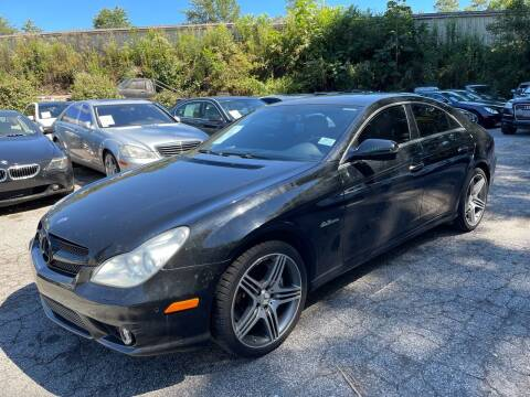 2009 Mercedes-Benz CLS for sale at Car Online in Roswell GA
