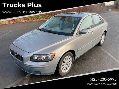 2005 Volvo S40 for sale at Trucks Plus in Seattle WA
