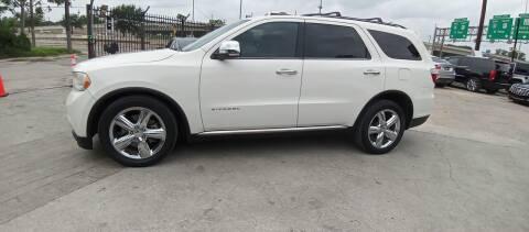 2011 Dodge Durango for sale at AUTOTEX FINANCIAL in San Antonio TX
