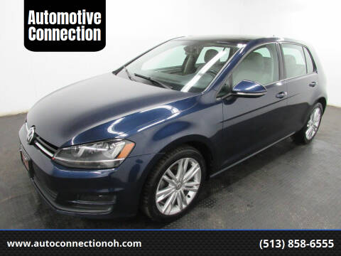 2015 Volkswagen Golf for sale at Automotive Connection in Fairfield OH