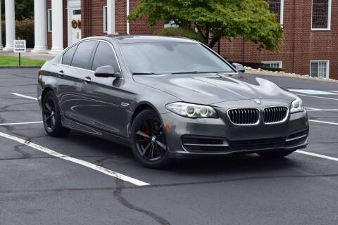 2014 BMW 5 Series for sale at U S AUTO NETWORK in Knoxville TN