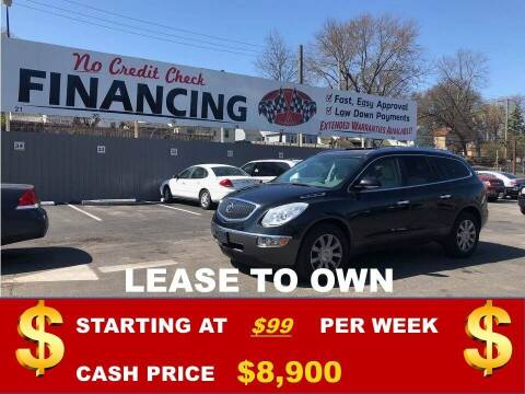 2012 Buick Enclave for sale at Auto Mart USA in Kansas City MO
