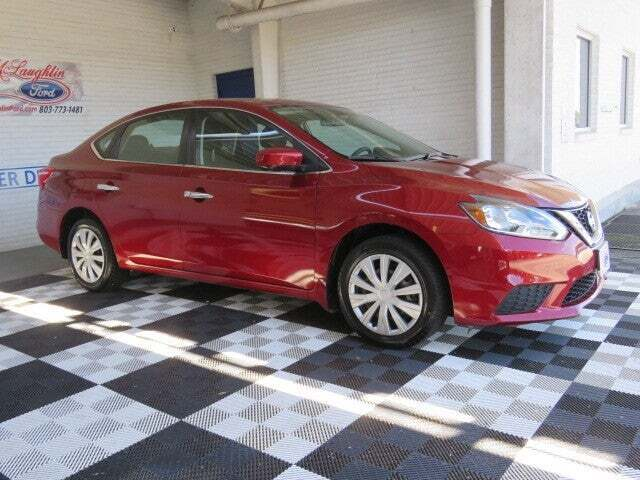 2017 Nissan Sentra for sale at McLaughlin Ford in Sumter SC