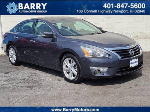 2013 Nissan Altima for sale at BARRYS Auto Group Inc in Newport RI