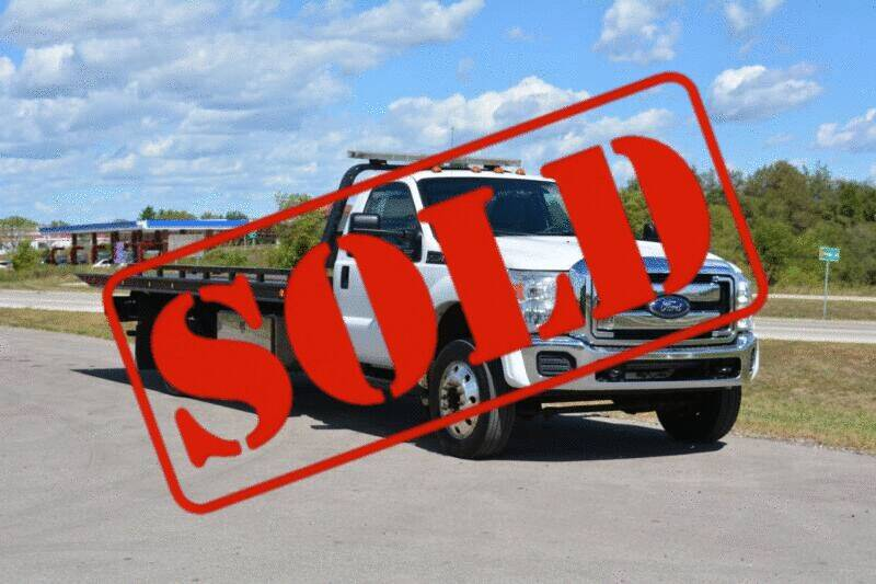 2015 Ford F-550 for sale at Signature Truck Center - Service-Utility Truck in Crystal Lake IL