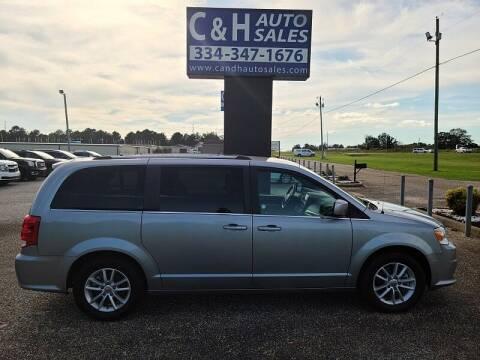 2019 Dodge Grand Caravan for sale at C & H AUTO SALES WITH RICARDO ZAMORA in Daleville AL