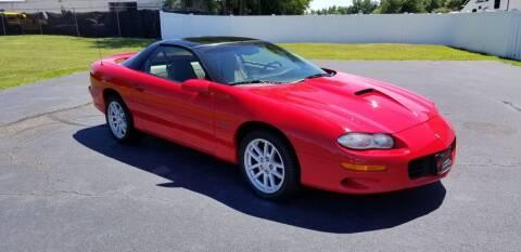 2000 Chevrolet Camaro for sale at Superior Wholesalers Inc. in Fredericksburg VA