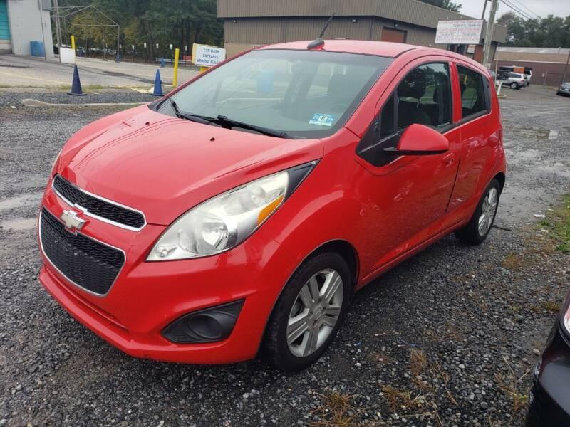 2014 Chevrolet Spark for sale at CRS 1 LLC in Lakewood NJ