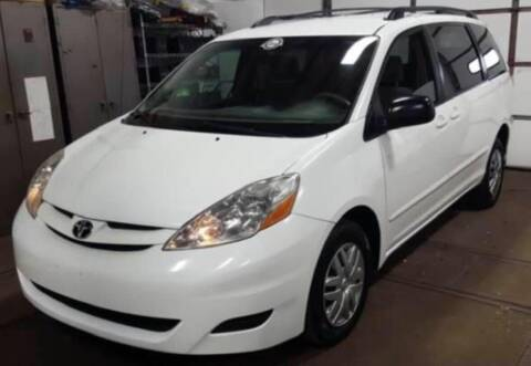 2008 Toyota Sienna for sale at Cars 2 Love in Delran NJ