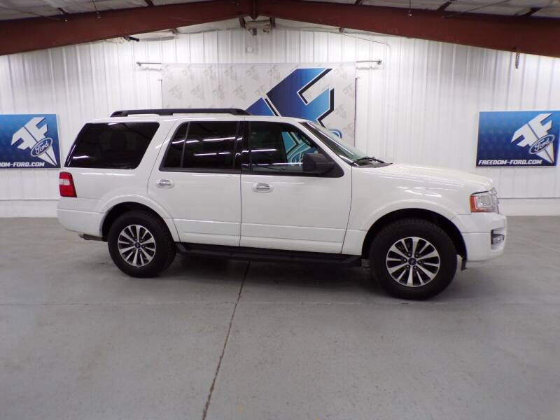 2015 Ford Expedition for sale at Freedom Ford Inc in Gunnison UT
