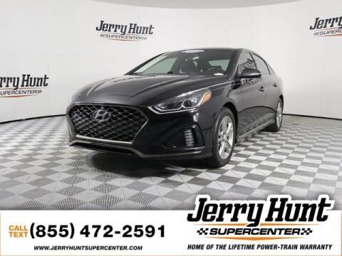 2018 Hyundai Sonata for sale at Jerry Hunt Supercenter in Lexington NC